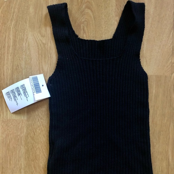 Brand Melville Ribbed Top
